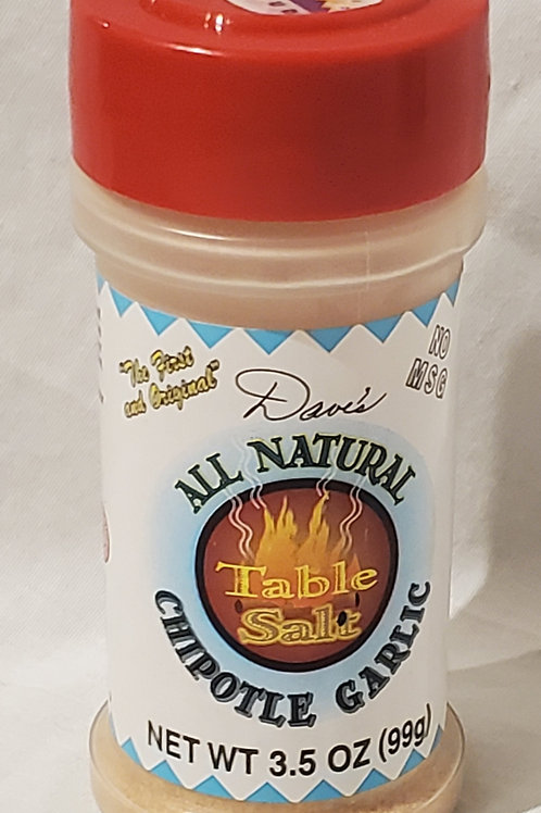 All Natural Homemade Seasoning (Chipotle Garlic)