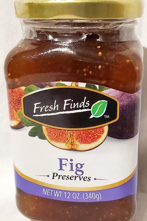 Fig Preserves 12oz