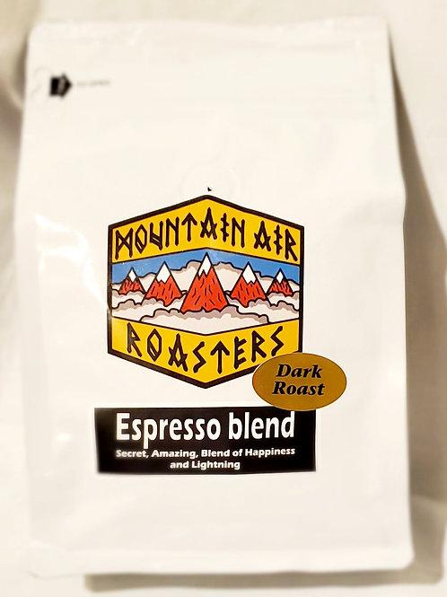Mountain Air Roasters (Espresso Blend Coffee)