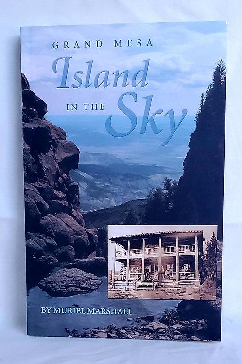 Grand Mesa Island in The Sky