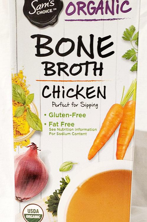 Organic Bone Chicken Broth