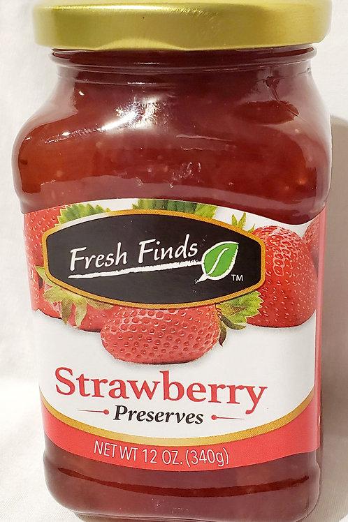 Strawberry Preserves 12oz