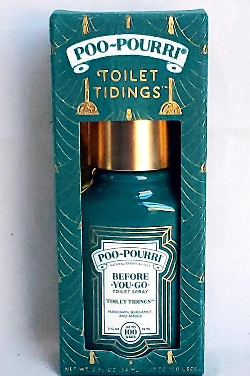 Poo-Pourri (Toilet Tidings)