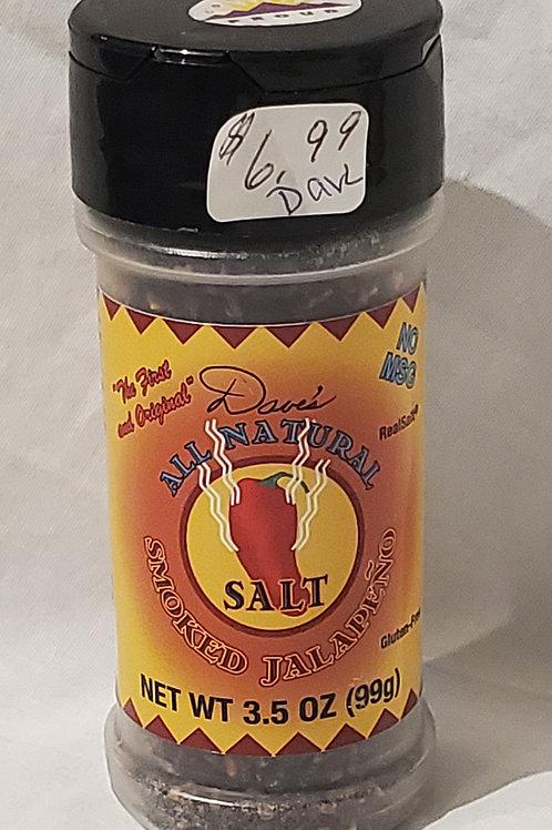 All Natural Homemade Seasoning (Smoked Jalapeno)