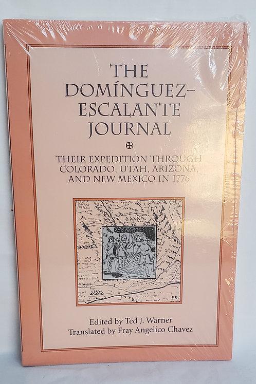 The Dominguez Escalante Journal