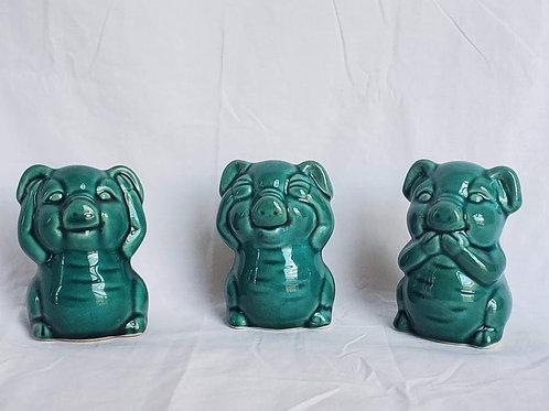 Glass Pigs