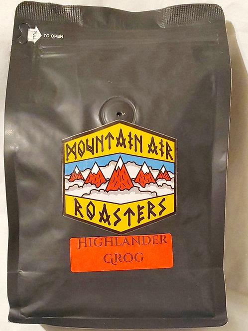 Mountain Air Roasters (Highlander Grog Coffee)