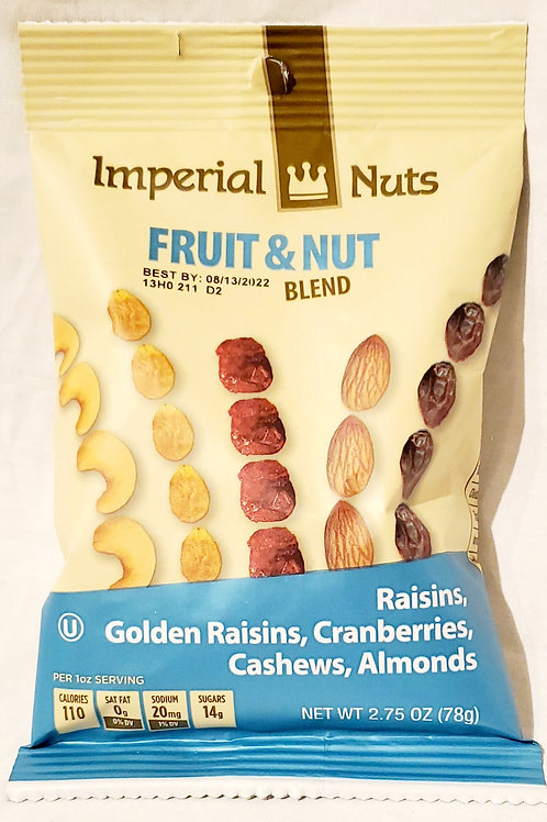 Imperial Nuts (Fruit and Nut Blend)