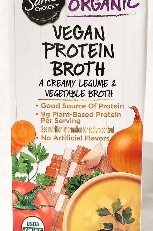 Organic Vegan Protein Broth