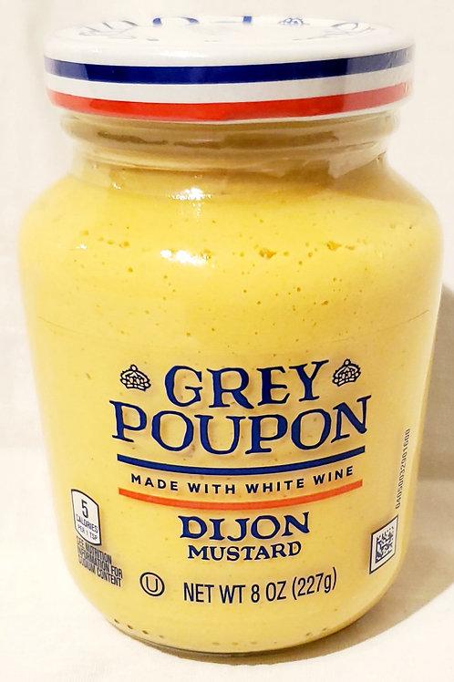Grey Poupon (8oz)