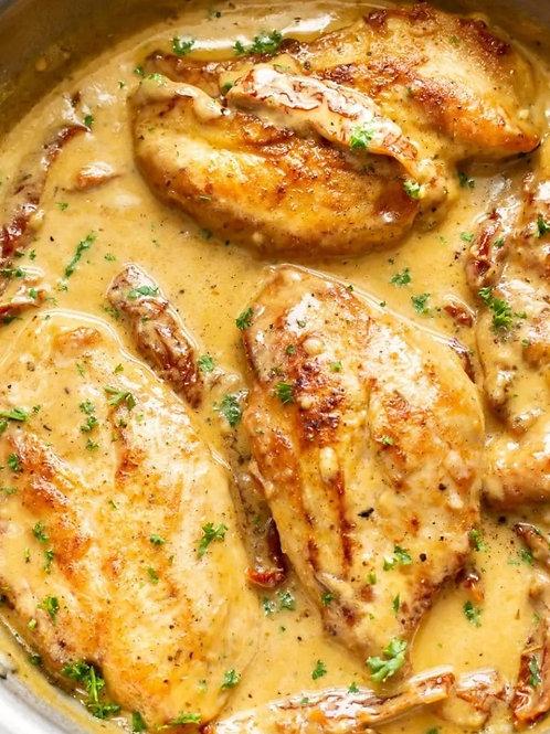 Creamy Cajun Chicken