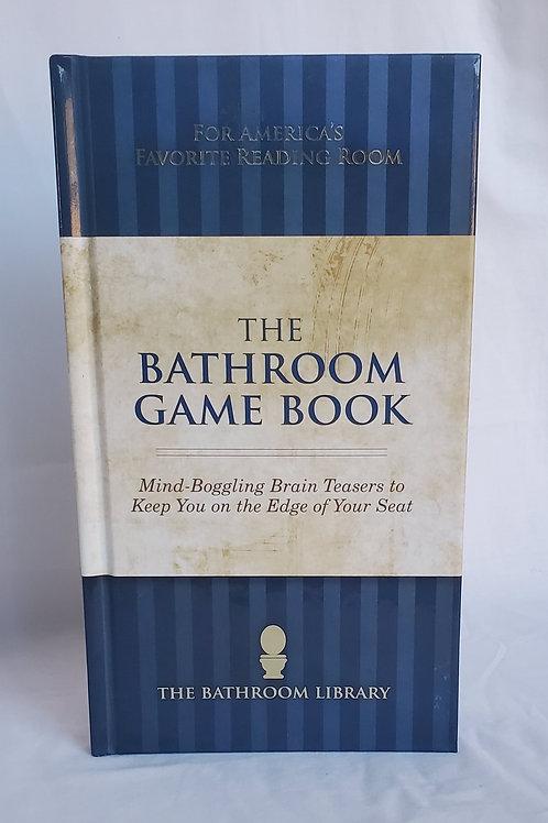 Bathroom Game Book