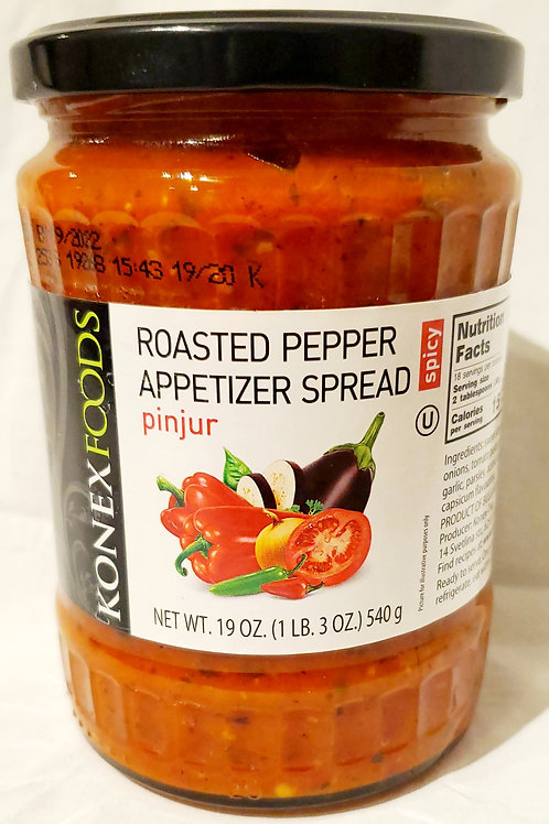 Roasted Pepper Appetizer Spread