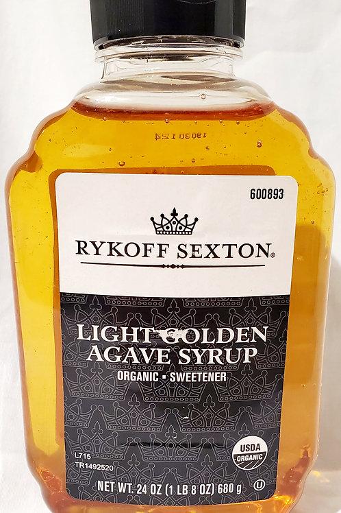 Light Golden Agave Syrup