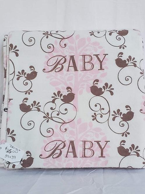 Baby Blanket (39x39)