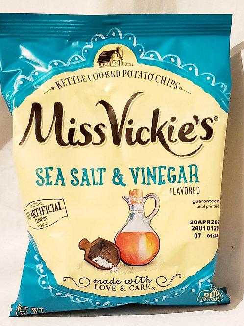 Miss Vickies (Sea Salt and Vinegar)