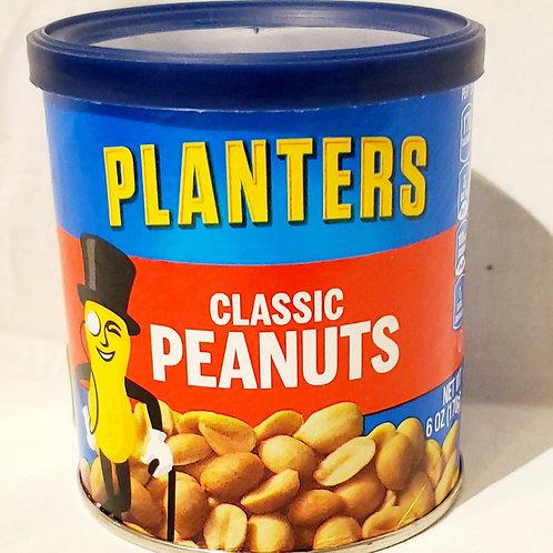 Planters Classic Peanuts (6oz)
