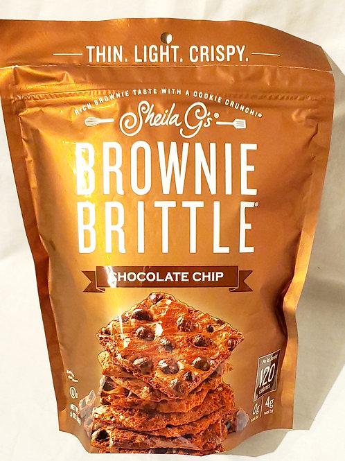 Brownie Brittle (Chocolate Chip)