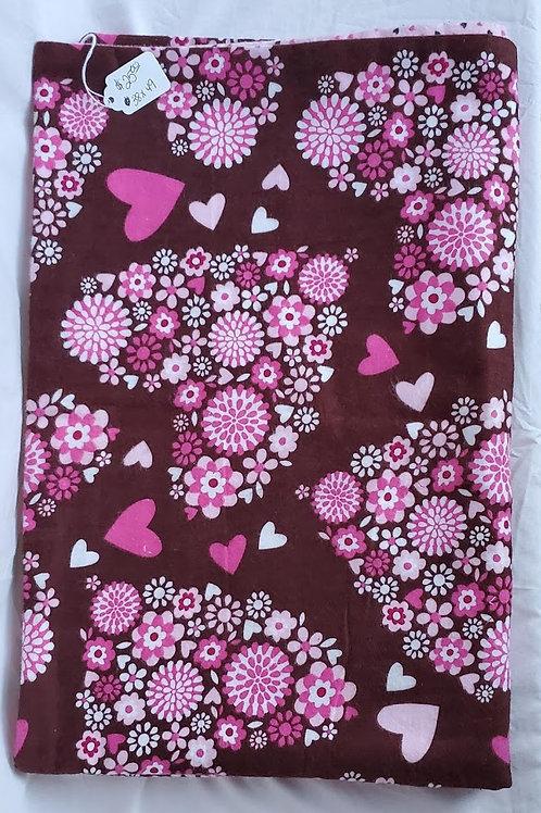 Heart Blanket (38x49)
