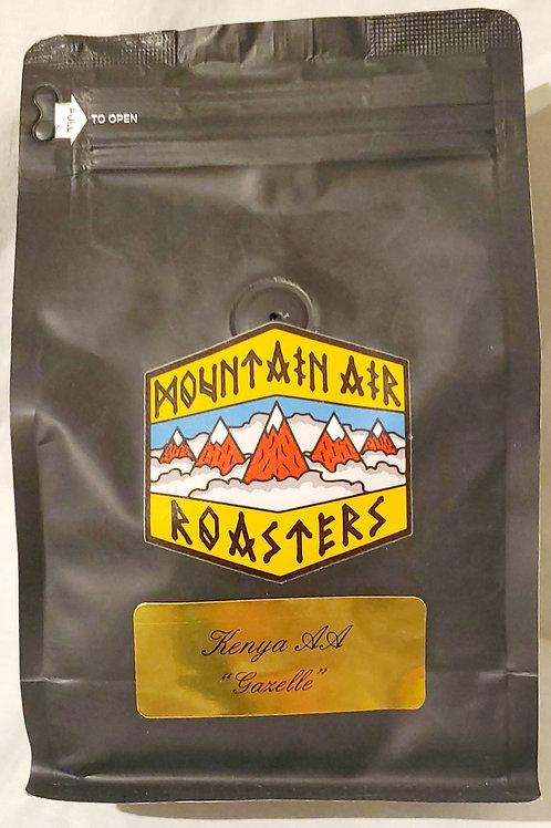 Mountain Air Roasters (Kenya AA Gazelle Coffee)