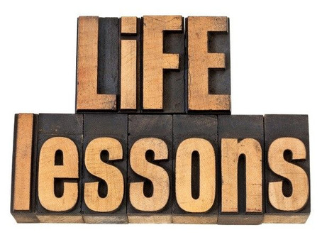 Top Three Lessons for Life