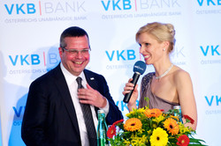 Sabine Lindorfer, Moderatorin
