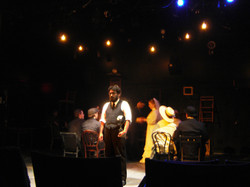 Stage Manager Narrates