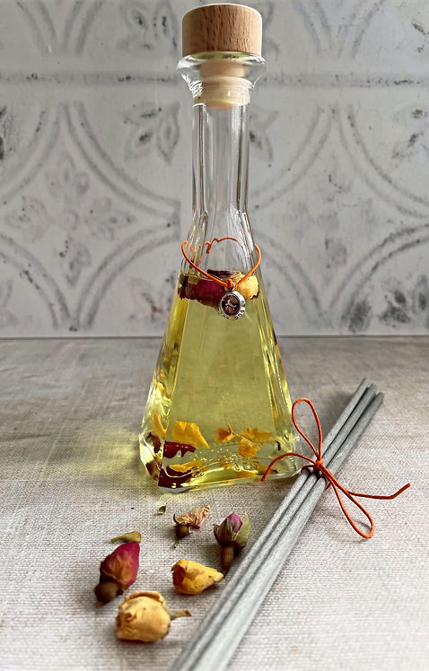 Orange & Cranberry Botanical Reed Diffuser