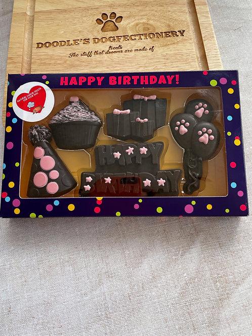 Happy Birthday Selection Box