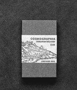 PAPYRUS Calendar 2021 『COSMOGRAPHIA』