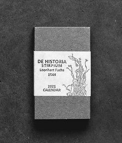 PAPYRUS Calendar 2021 『De Historia Stirpium』
