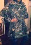 Nakita's fur coat