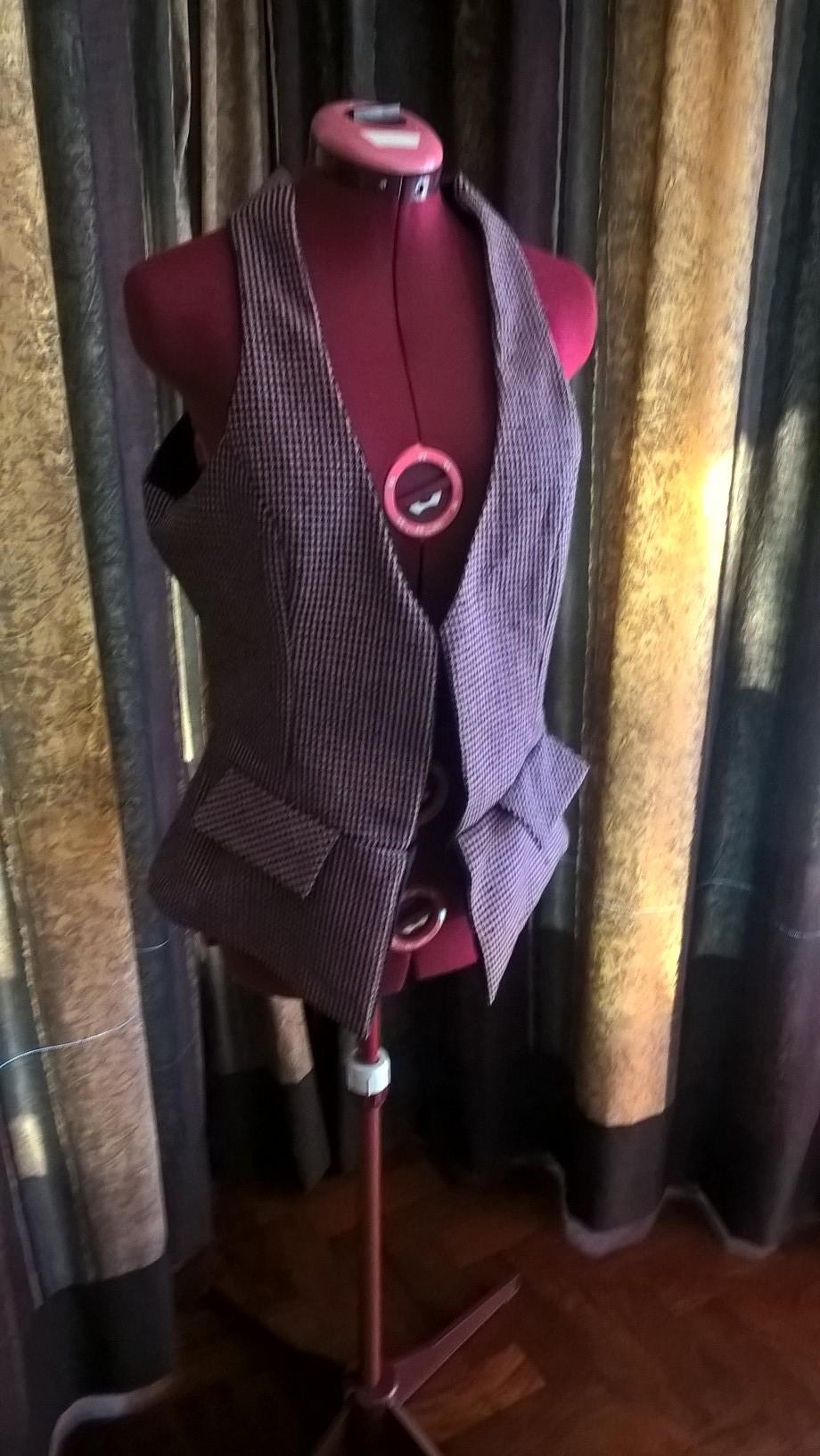 Shani's Waistcoat