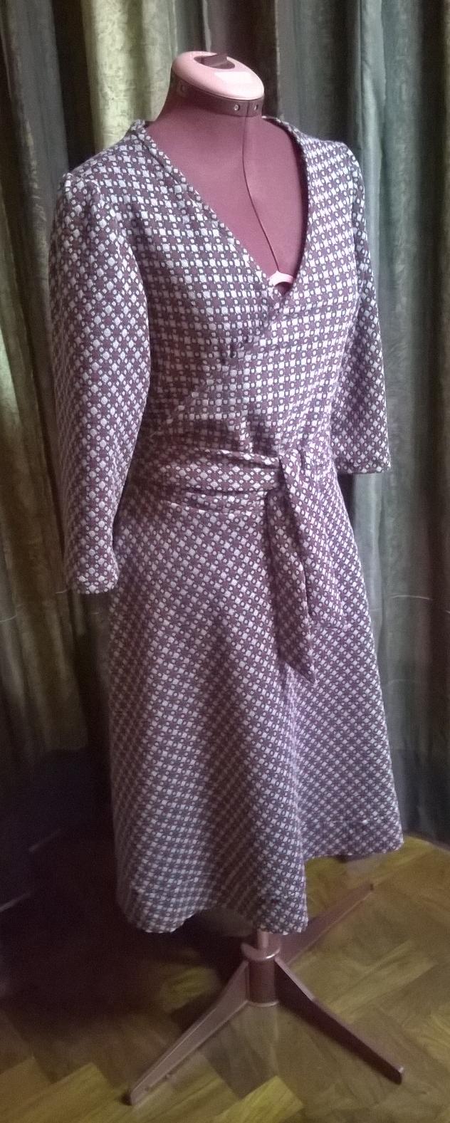 Colleen's dress