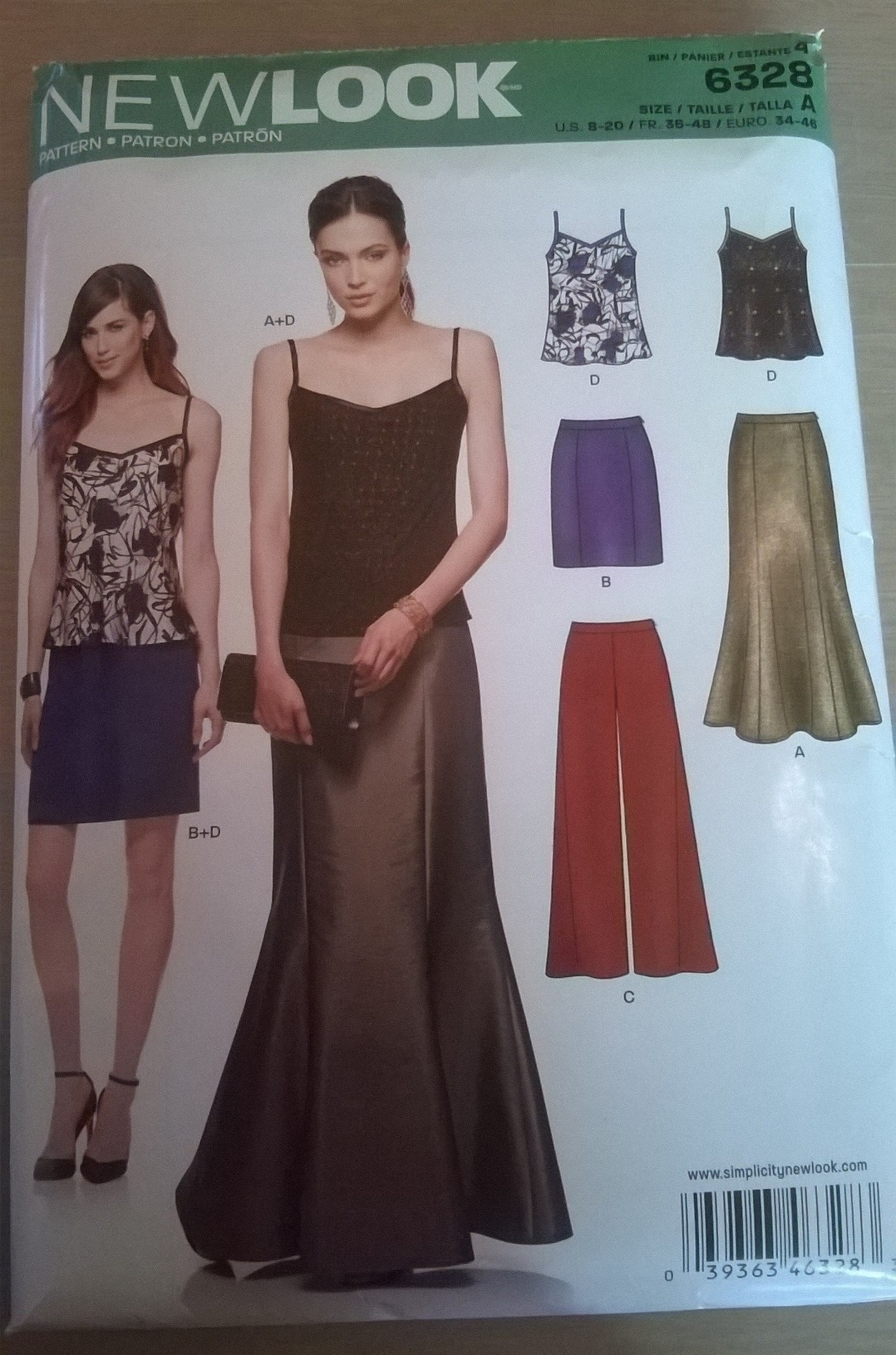 New Look Evening Wear Easy