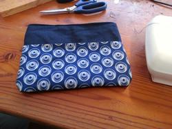 Tifa's bag with zip