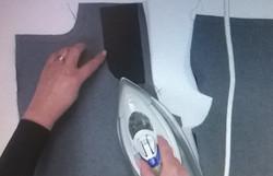 Secret of ironing