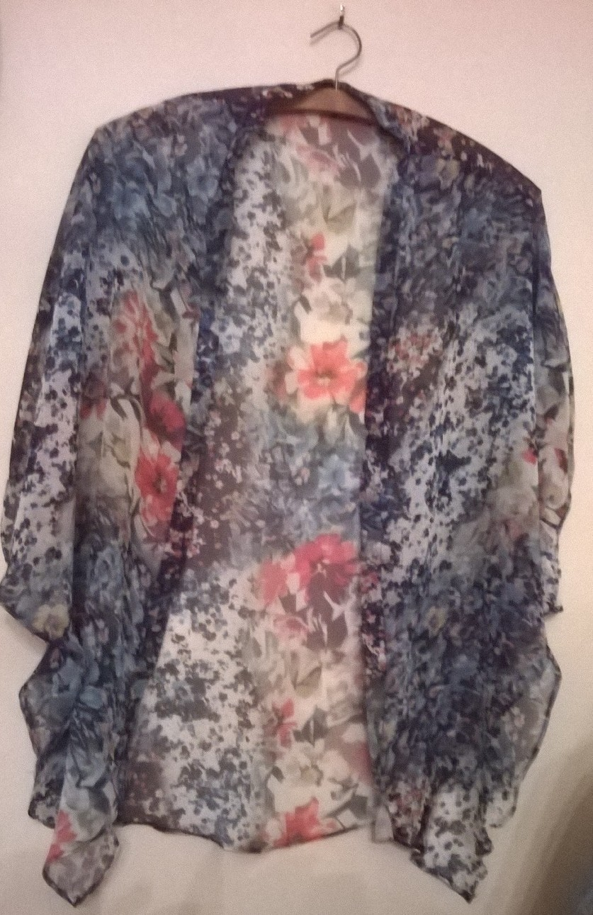 Kimono very easy