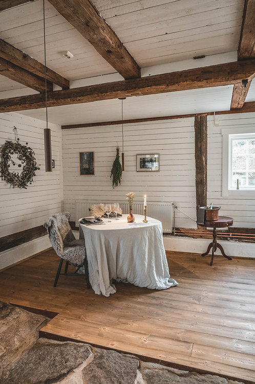 Gift certificate: An evening at Knystaforsen incl. stay for 2