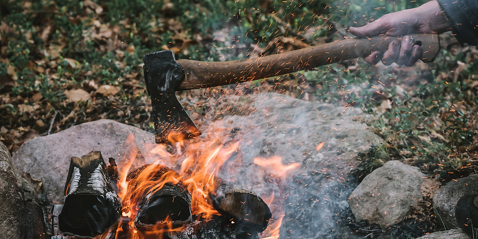 Fire & foraging lunch & workshop