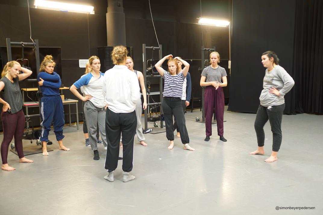 NODAA rehearsals photo Simon Beyer-Pedersen 4