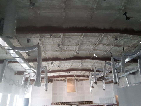 Ceiling of a Church