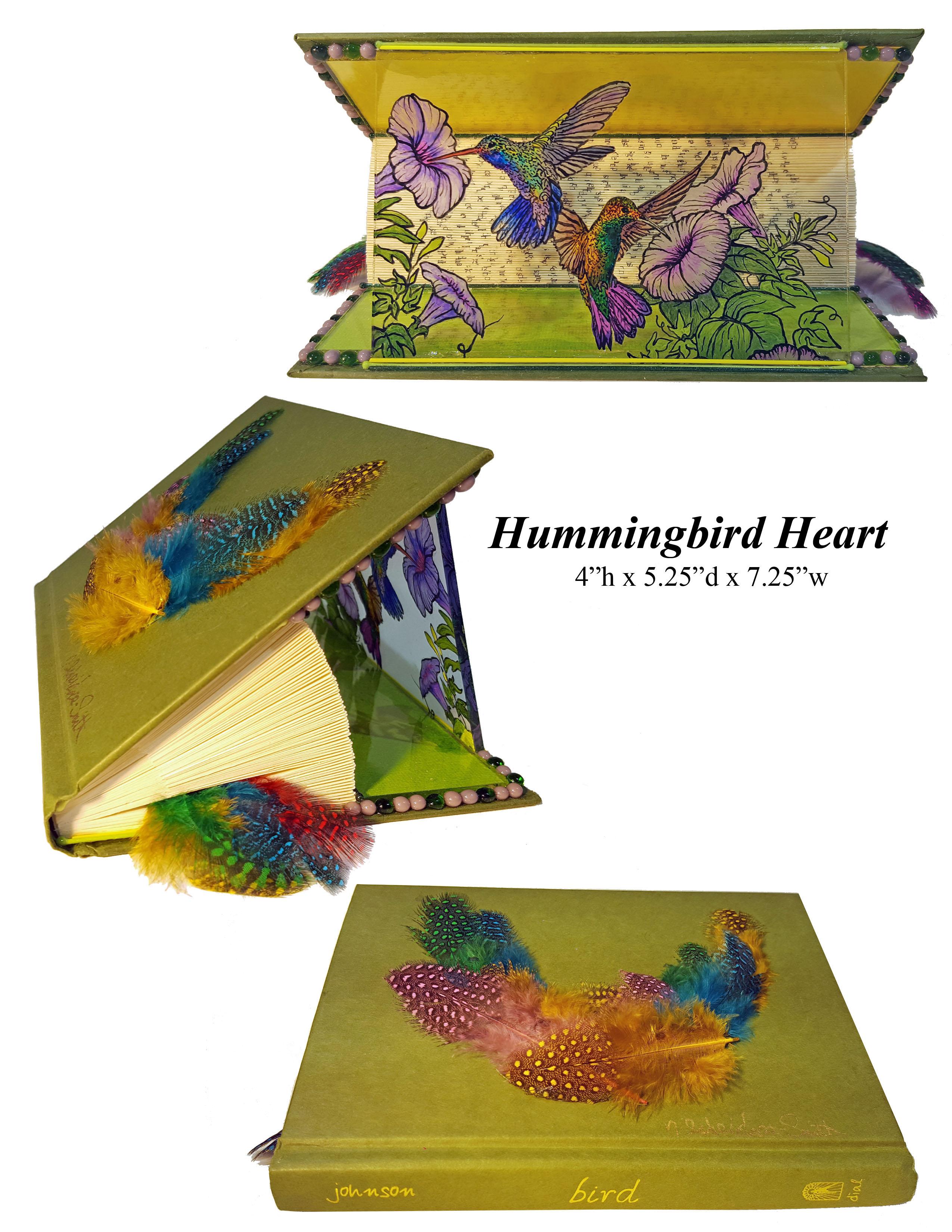 Animal Tales - Hummingbird Heart