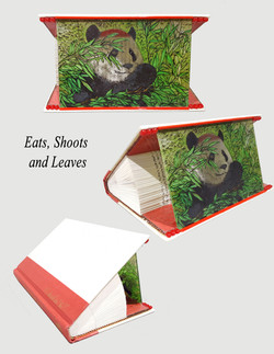 Animal Tales -  Eats, Shoots and Leaves