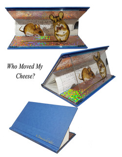 Animal Tales - Who Moved My Cheese-  3 v