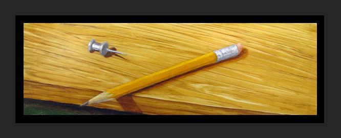 Pencil Tack