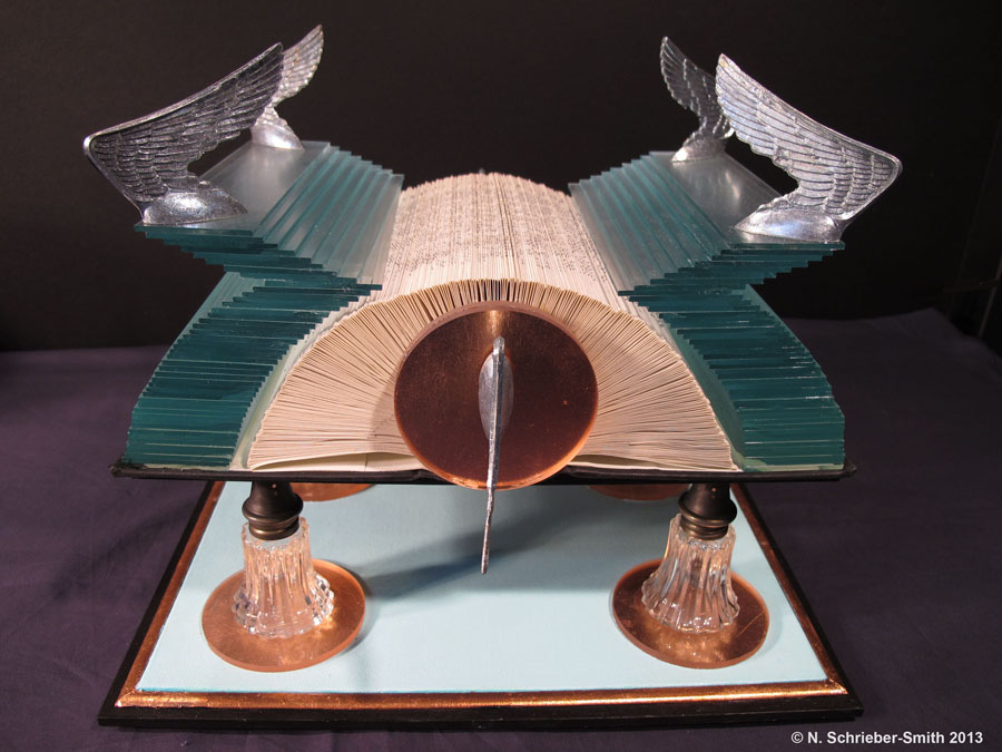 """""""Reliquary for Reading"""""""