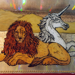 Animal Tales - The Lion and the Unicorn