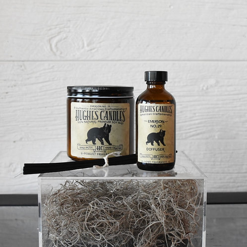 Hughes Candles Diffusers