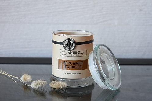 Bergamot Tobacco Candle